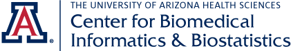 UA Center for Biomedical Informatics and Biostatistics